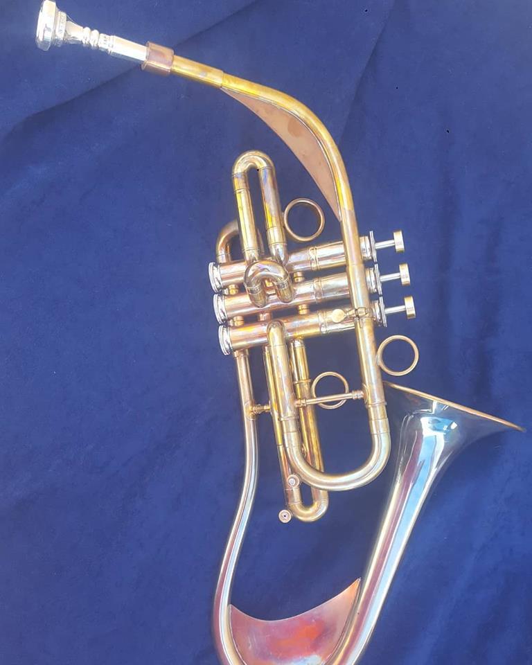 Del Quadro Custom Build Trumpets, Cornets & Flugelhorns